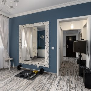Apartament 3 camere in vila reconsolidata Unirii Traian Alba Iulia